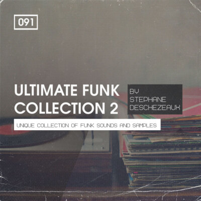 Stephane Deschezeaux Presents Ultimate Funk Collecton 2